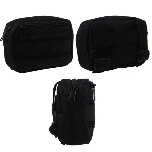 Samll Utility Tactical Waist Pack Pouch Military Camping Hiking Bag Outdoor Bag