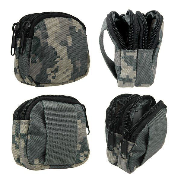 Mini Tactical Military Molle Bag Keys Coins Pouch Bag Outdoor Sport Hunting New