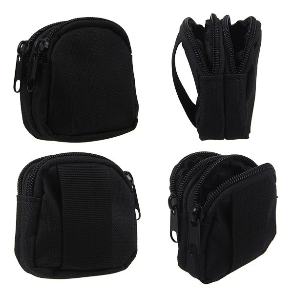 Military Tactical Mini Waterproof Waist Bag Outdoor Pack Fanny Wallet Sports