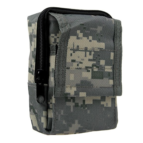 Tactical Military Molle Waist Bag Detect Pouch Day Pack Outdoor Sport Hunting