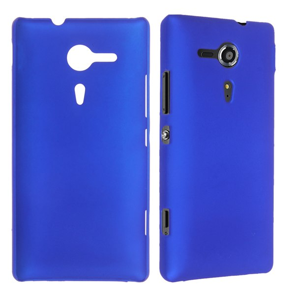 Platic Skin Matte Hard Back Case Cover for Sony Xperia SP M35h C5302 C5303 C5306