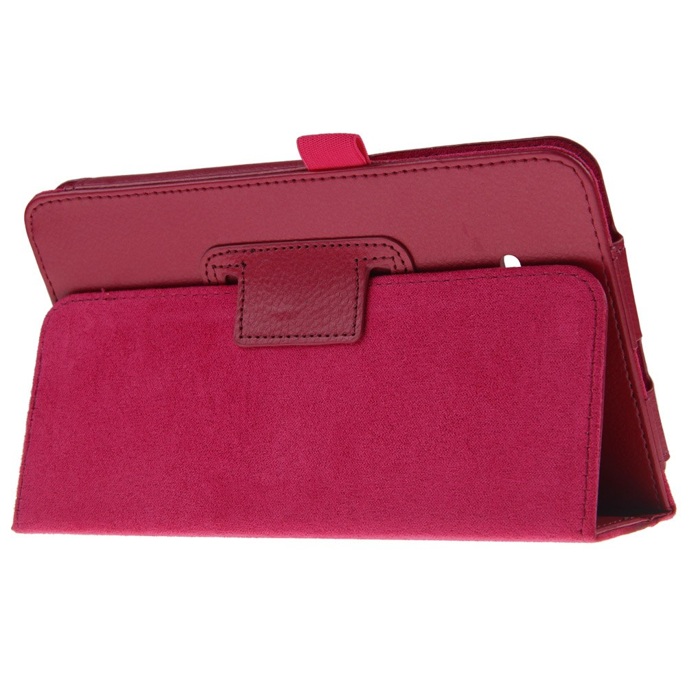 Folding PU Leather Case Cover Stand For Samsung Galaxy Tab 3 Lite 7.0 T110 NEW