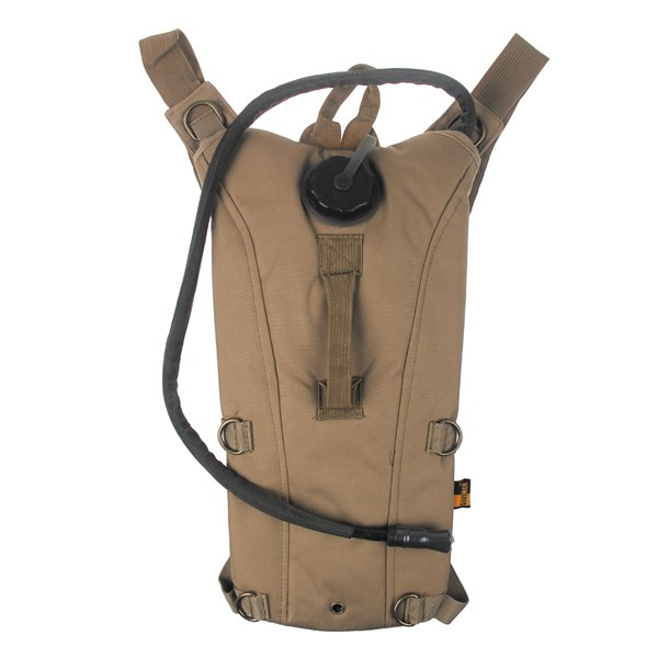 2.5L Tactical Molle Survival Hydration System Water Bag Pouch ...