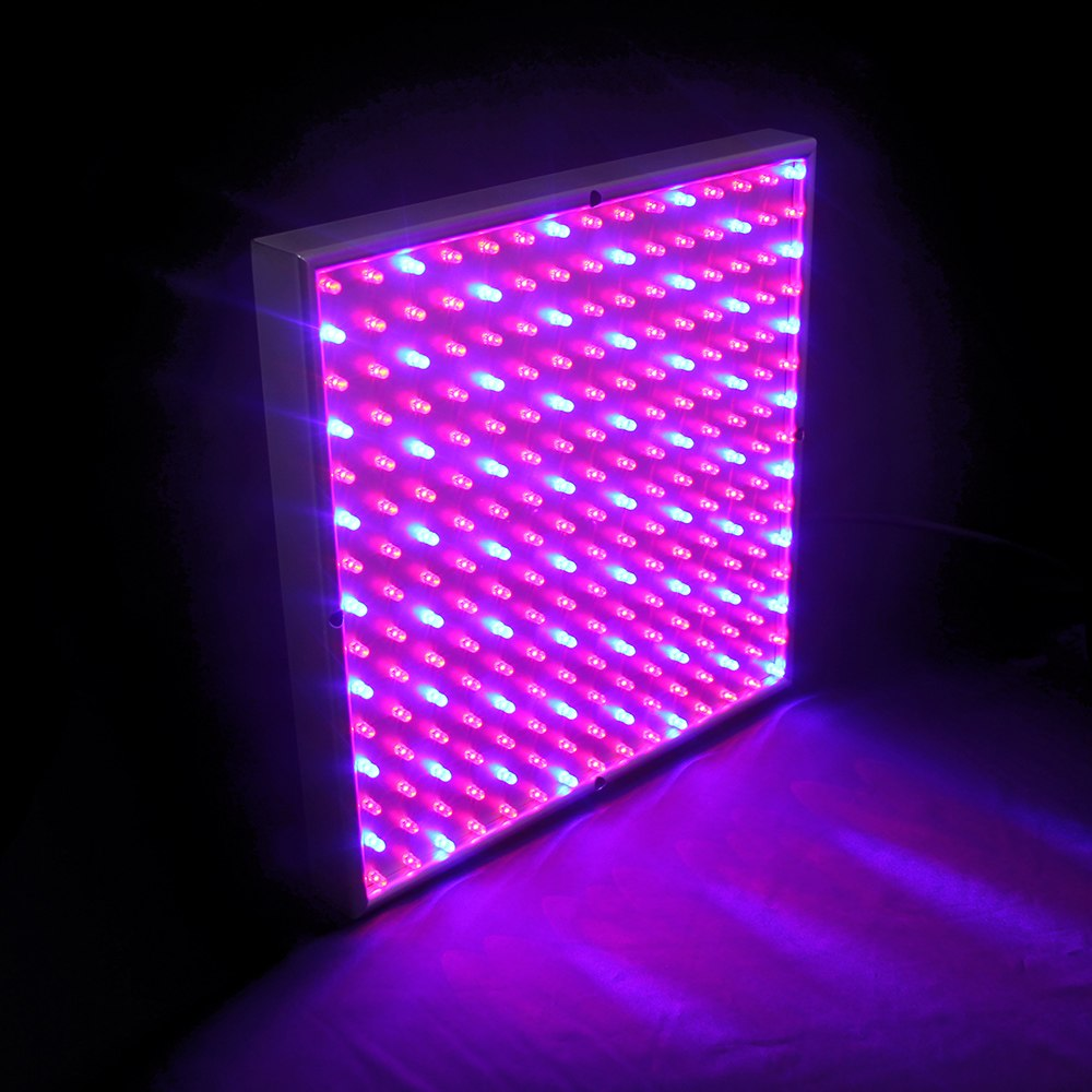 225 led lampe plante l vent la lumi re croissance de plantes grow light 15w. Black Bedroom Furniture Sets. Home Design Ideas