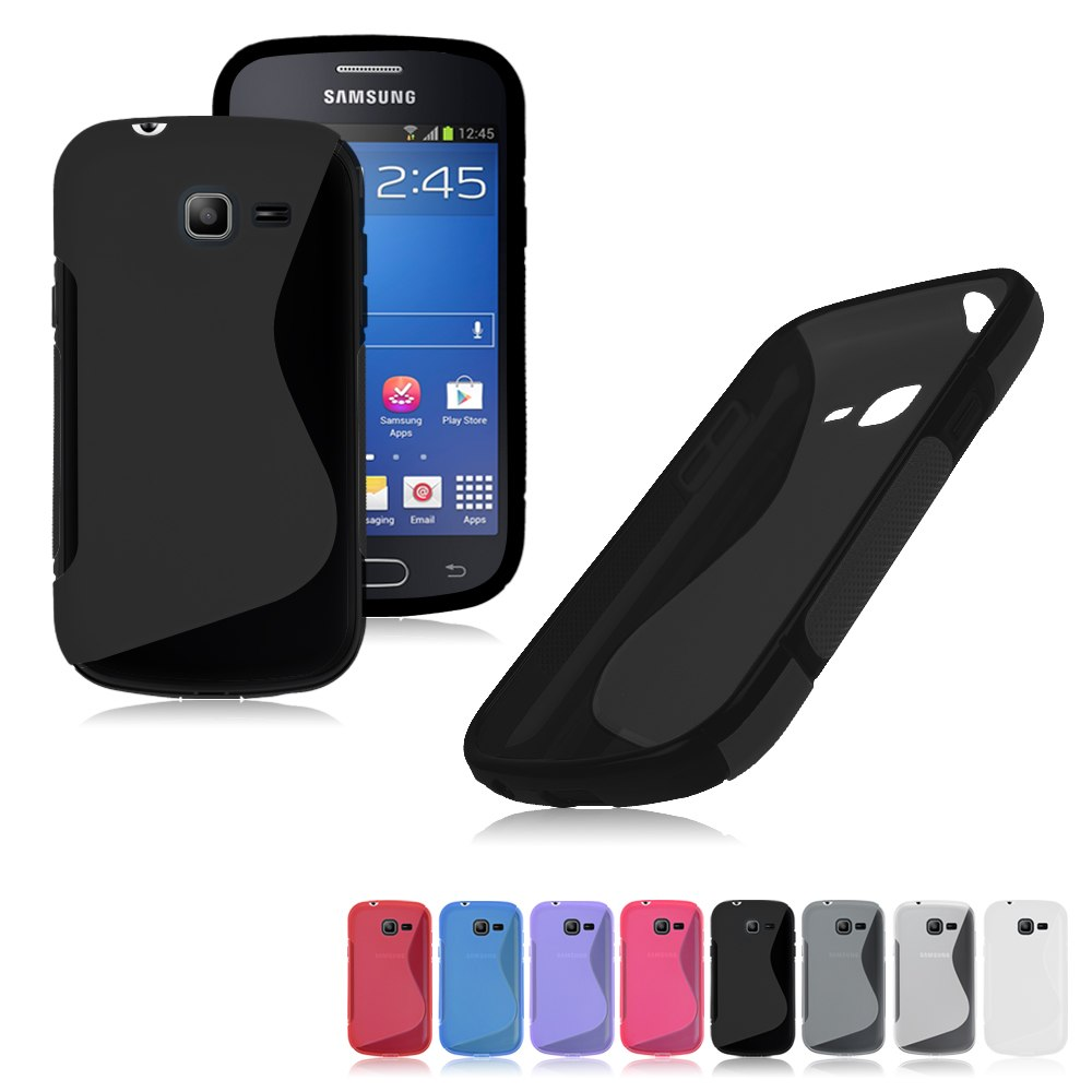 housse etui coque case souple gel pour samsung galaxy trend lite s7390 s7392 ebay. Black Bedroom Furniture Sets. Home Design Ideas