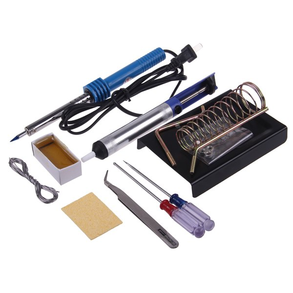 9 In 1 Welding Solder Soldering Iron Kit Electronic Tool
