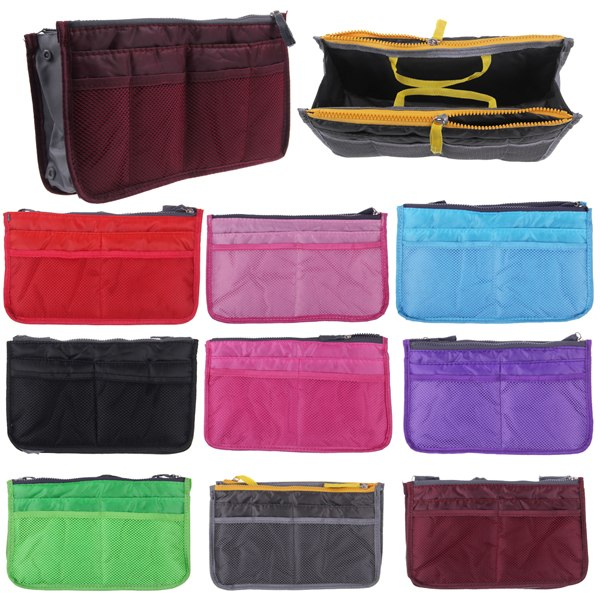 pochette de organisateur sac rangement main organiseur voyage maquillage ebay. Black Bedroom Furniture Sets. Home Design Ideas