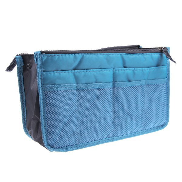 Women Travel Insert Handbag Organiser Purse Large Liner Organizer Tidy Bag Pouch