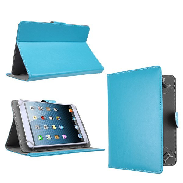 can tablet pc case cover leather 7, 8, 10 inches best way