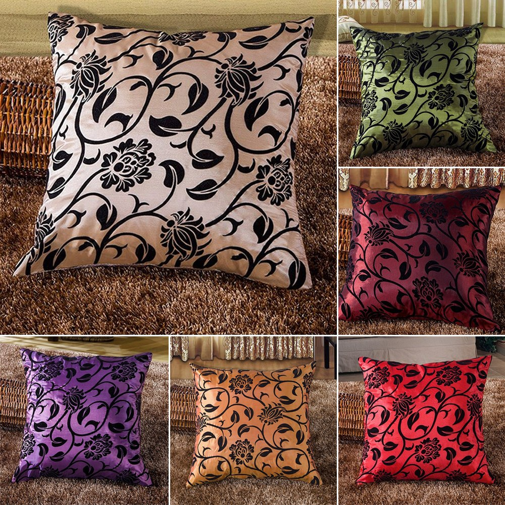 Retro Vintage Throw Home Sofa Decorative Cotton Linen