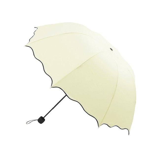 parapluie parasol ombrelle multi couleurs princesse femme d me anti vent pliant ebay. Black Bedroom Furniture Sets. Home Design Ideas