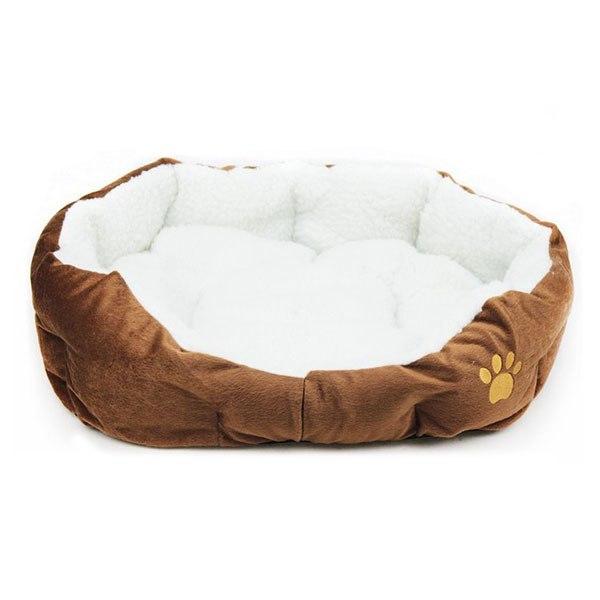 Maison lit panier corbeille niche coussin amovible pour - Panier pour chien fait maison ...