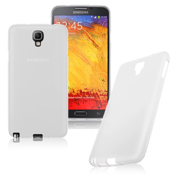 Soft TPU Silicone Gel Matte Case Back Cover For Samsung Galaxy Note 3 Neo LTE+
