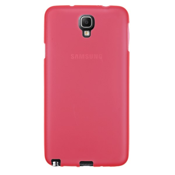 Housse etui coque TPU Gel Rubber Pr Samsung Galaxy Note 3 Neo SM-N750/LTE+ N7505