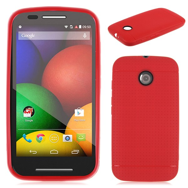 Soft TPU Silicone Gel Rubber Case Cover For Motorola Moto E XT1021 XT1022 XT1025
