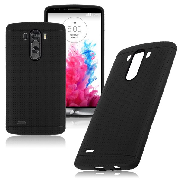 Slim Soft TPU Gel Rubber Back Case Cover Skin For LG G3 D850 D855 LS990