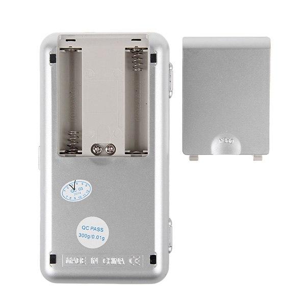 300g x portable small mini digital jewelry pocket for Mini digital jewelry pocket gram scale