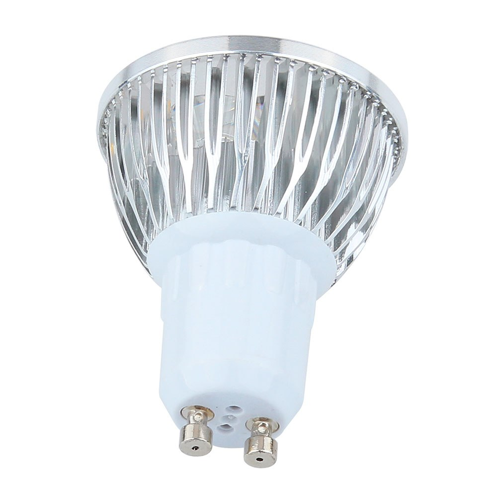 Led Spotlight Light Bulbs: Power Energy Saving MR16/E27/GU10 LED Spot Lights Lamp