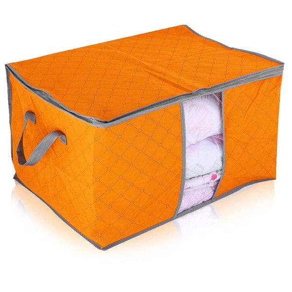 Charmant Foldable Storage Bag Clothes Blanket Quilt Closet Sweater