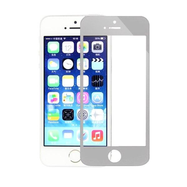 Colore Film Protection Rhino Shield Vitre Verre Trempé Anti Casse iPhone 5 5S 5C