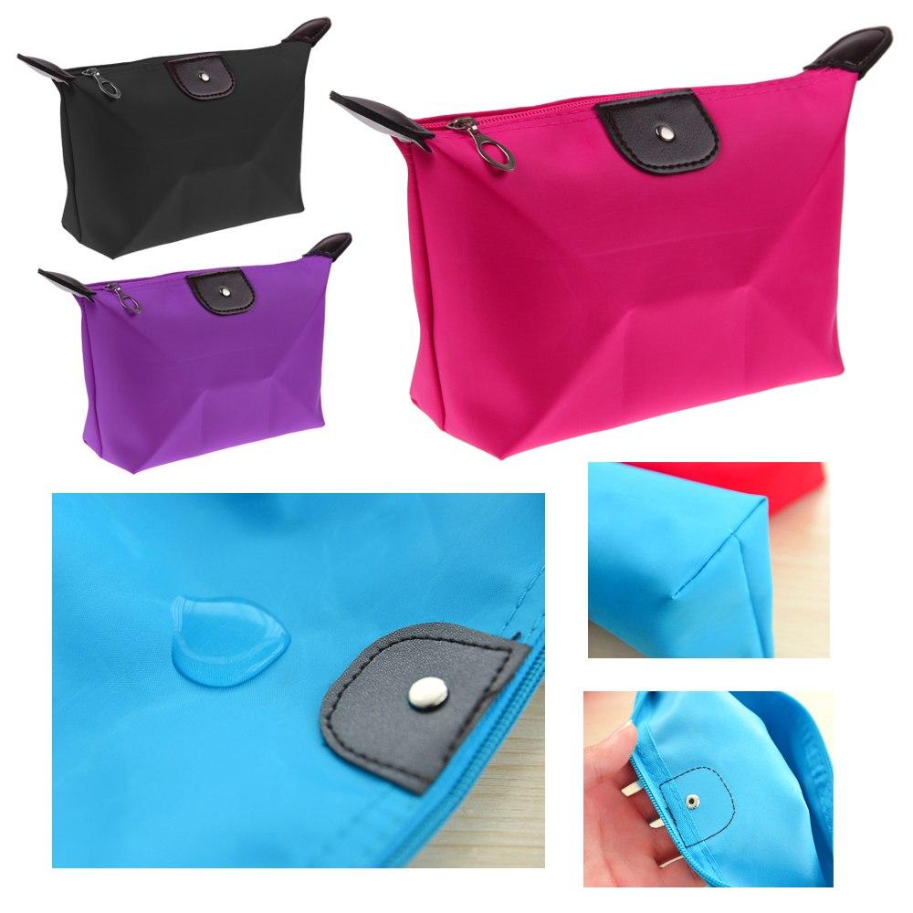 trousse de toilette maquillage cosm 233 tique sac pochette rangement voyage femme ebay