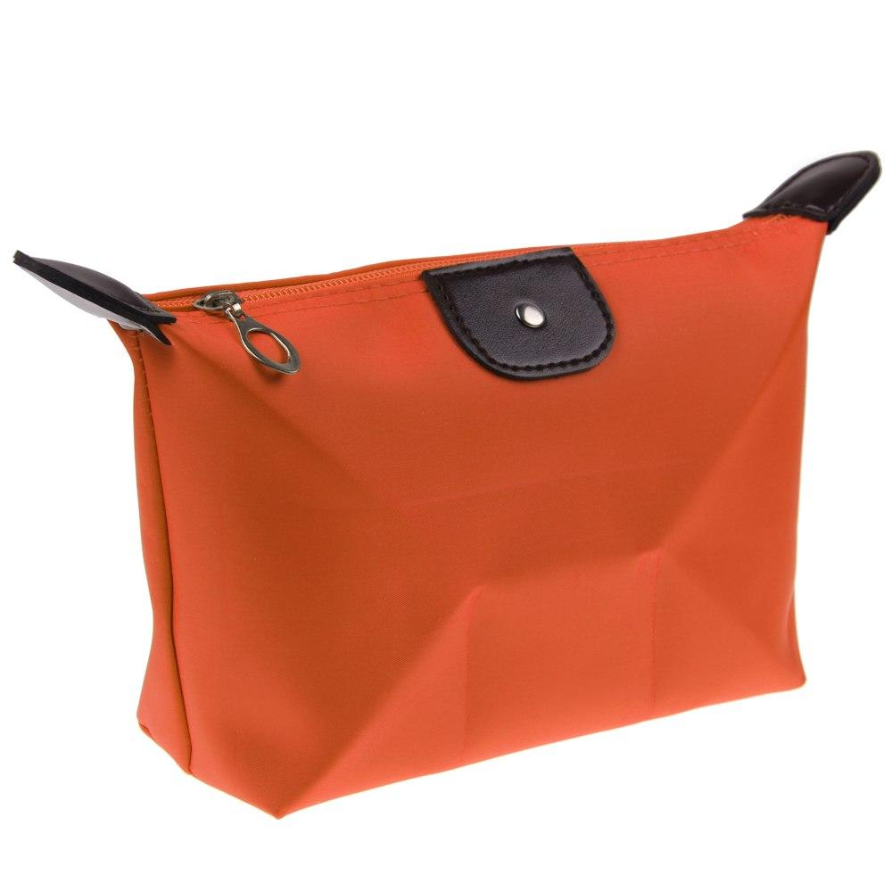 Fashion Waterproof Cosmetic Makeup Bag Pencil Case Storage Pouch Purse Handbag