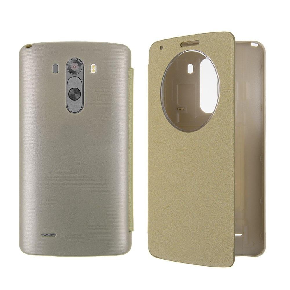 New Etui House Coque Cuir Flip Leather Skin Case Cover Pour LG G3 D855 D850 F400