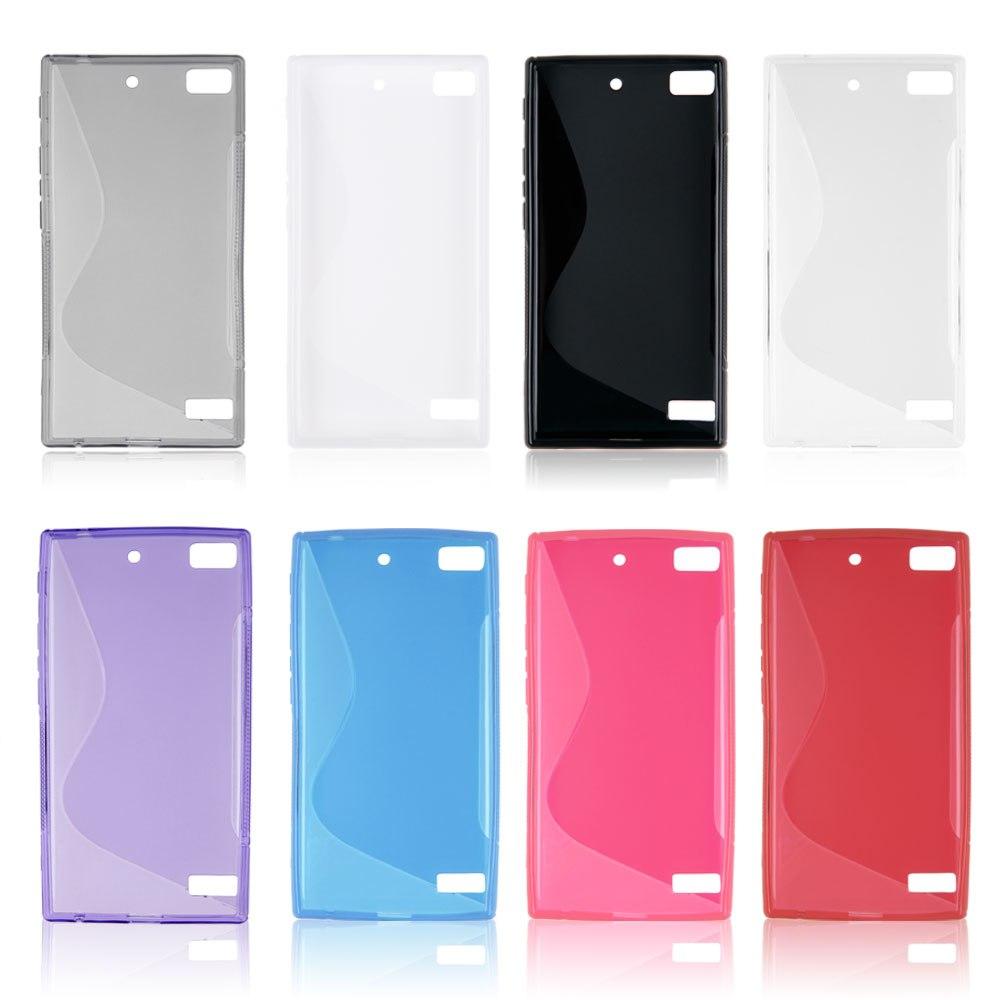 Coque etui housse protection silicone gel case cover pour for Housse pour blackberry curve