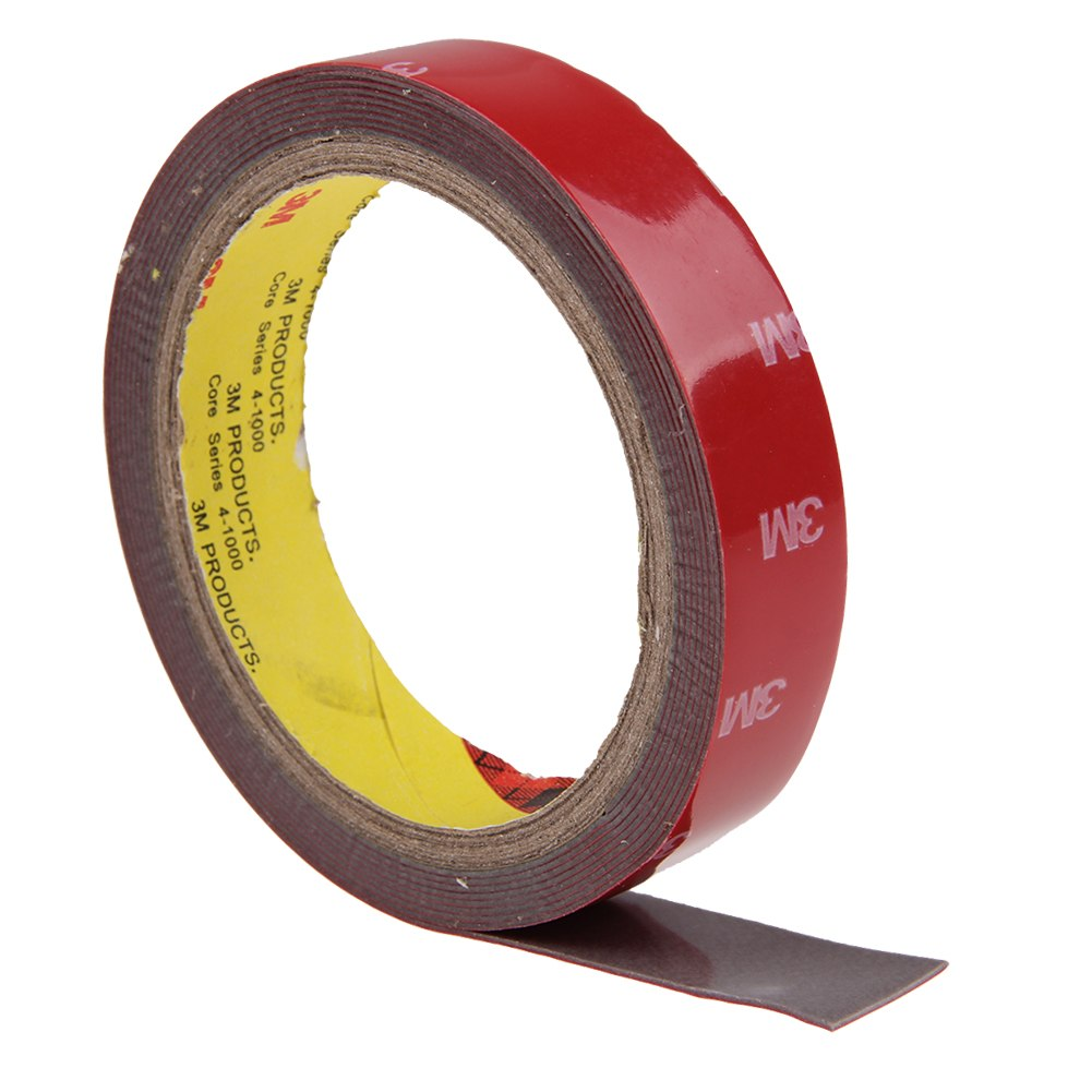 One Roll of 3M Auto Car Trunk Industrial Acrylic Foam Double Side Adhesive Tape | eBay