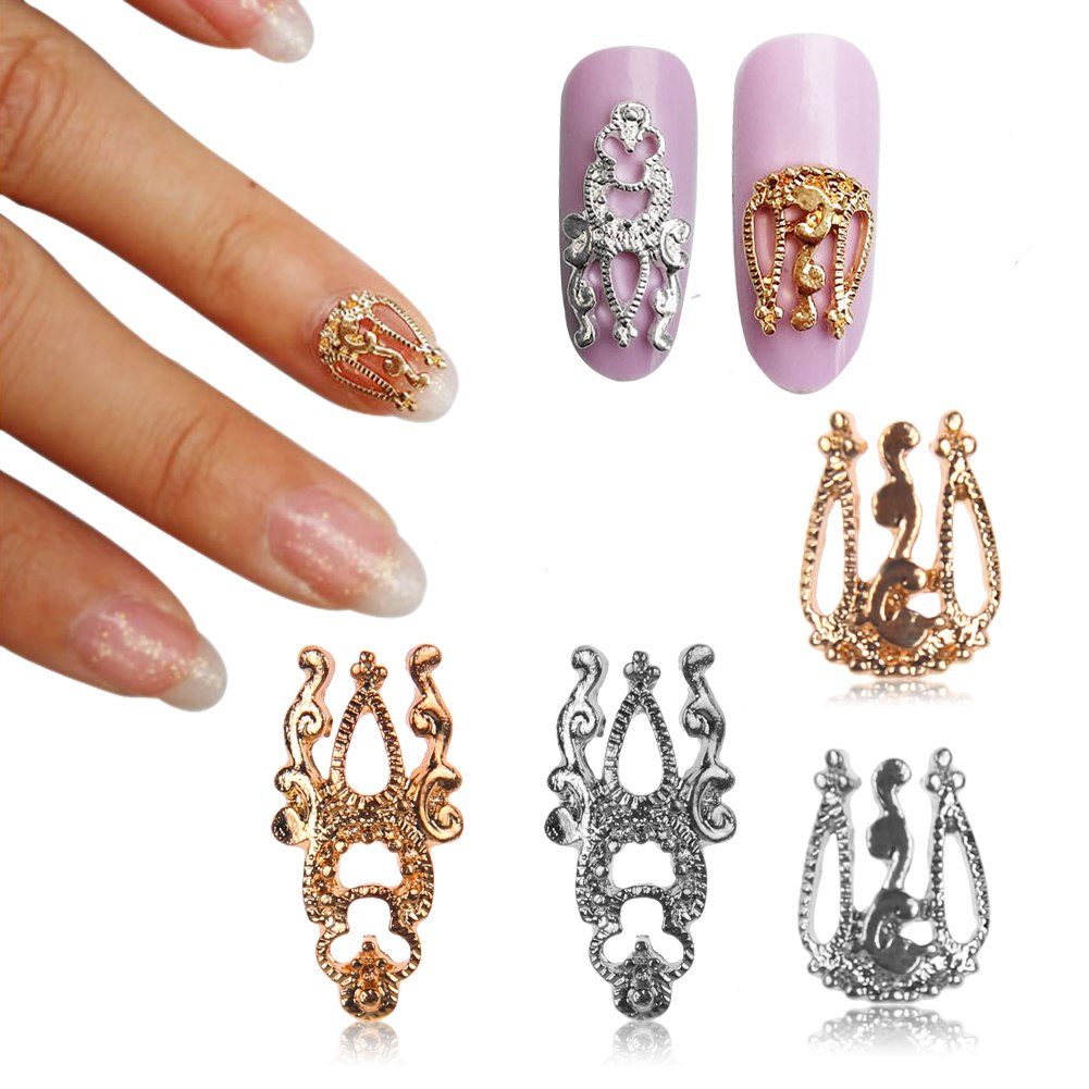 Nail Art Jewelry ~ the best inspiration for design and color of the ...