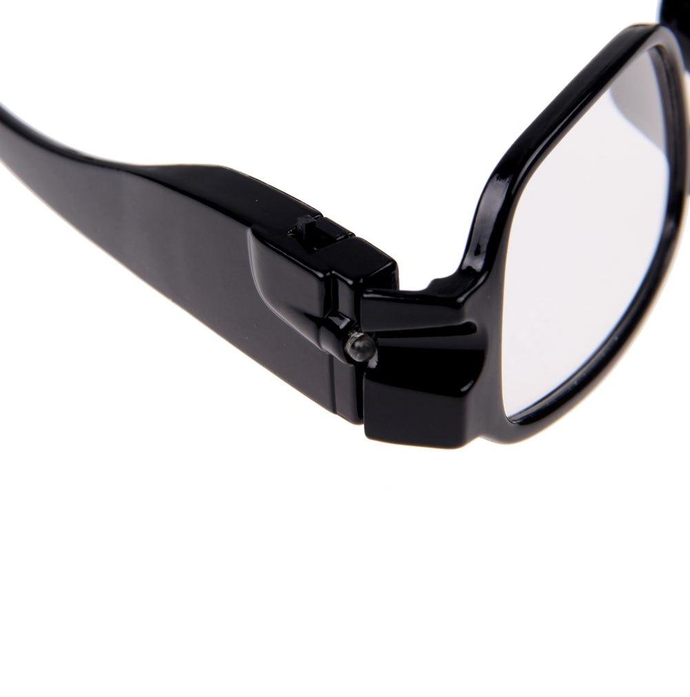 light up led strength reading glasses eyeglass spectacle