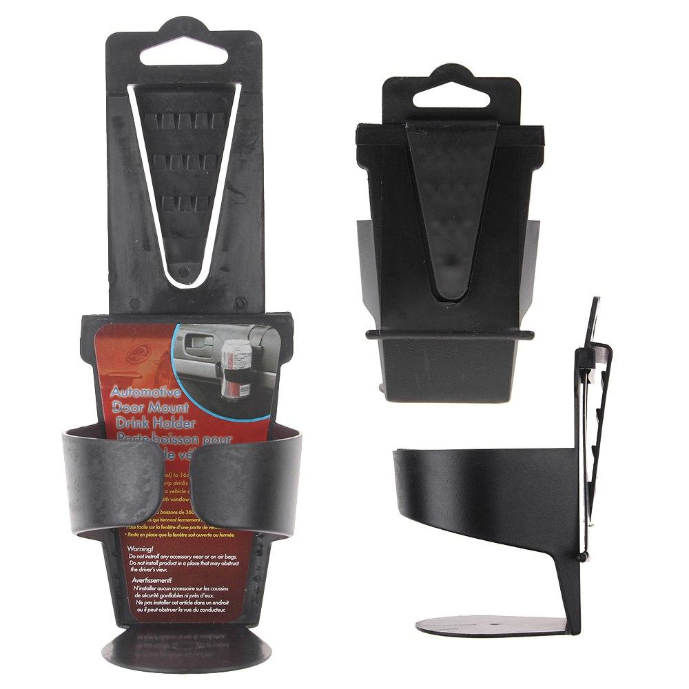 convenient universal car vehicle door seat mount drink. Black Bedroom Furniture Sets. Home Design Ideas