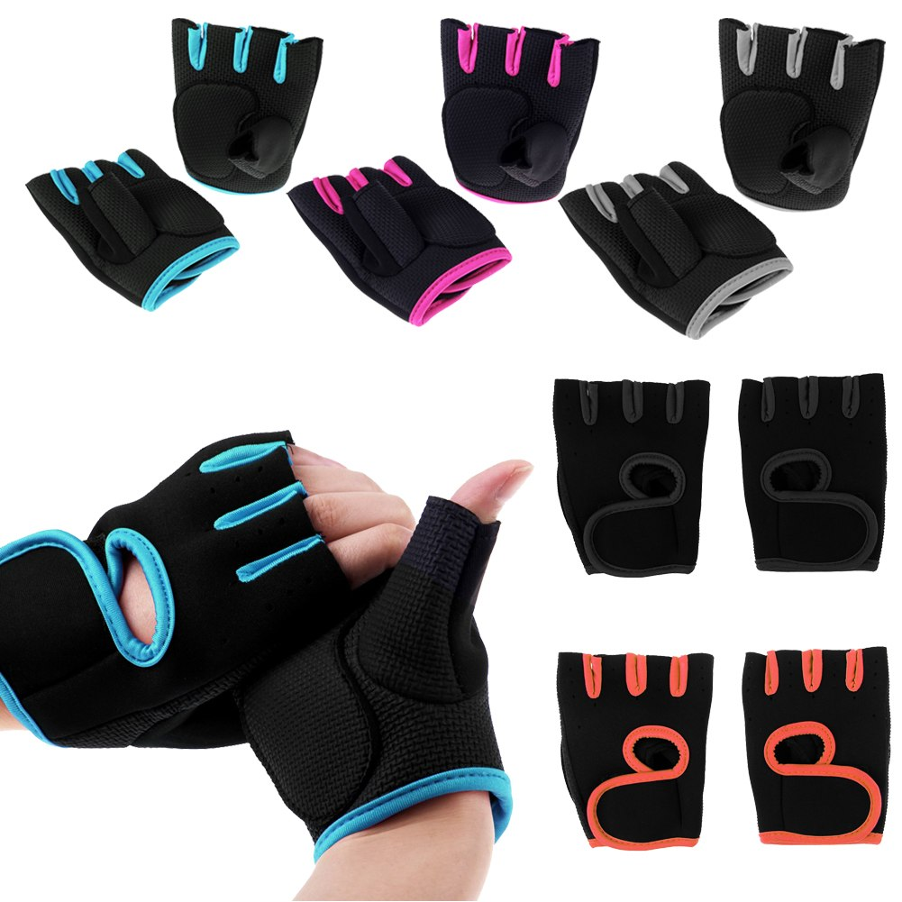 Sport Gloves For Gym: Gym Training Fitness Mitts Ladies Gloves Sport Weight