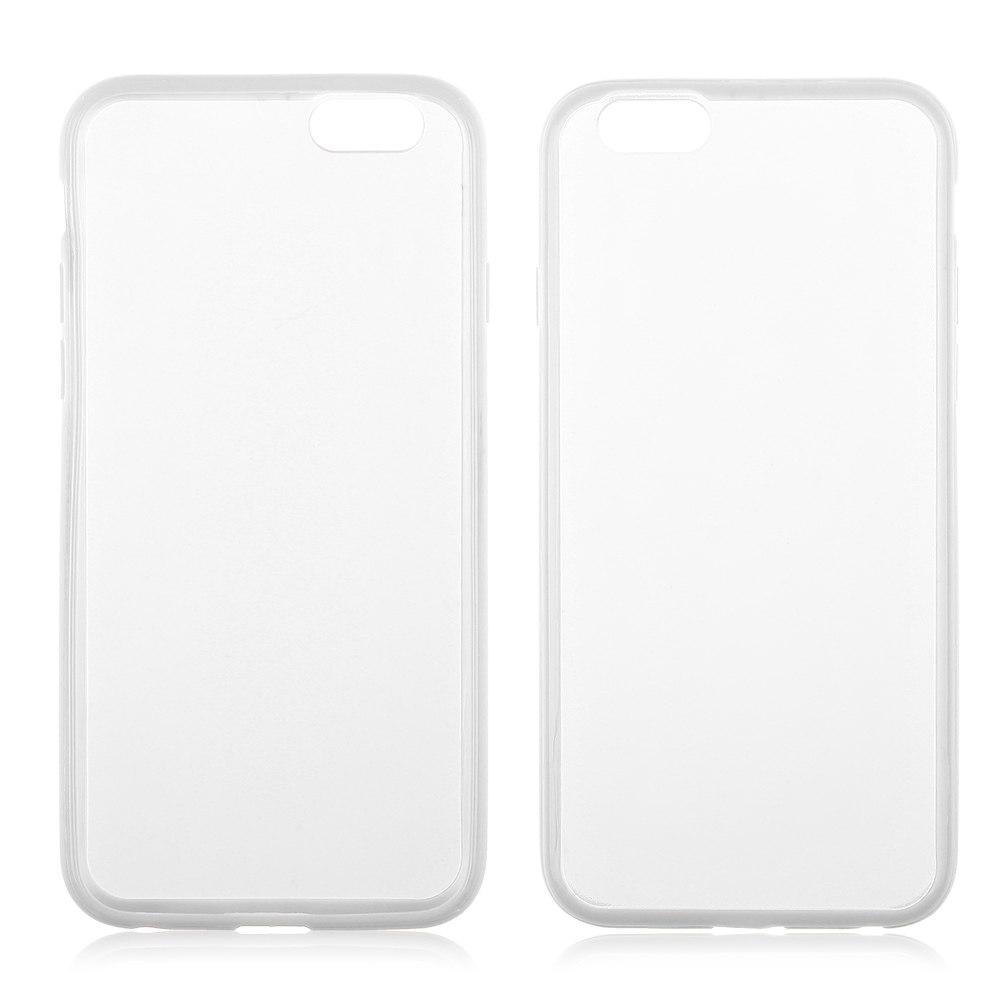 coque etui housse bumper en silicone gel pour iphone 4 5 4s 5s 6 4 7 pouces ebay