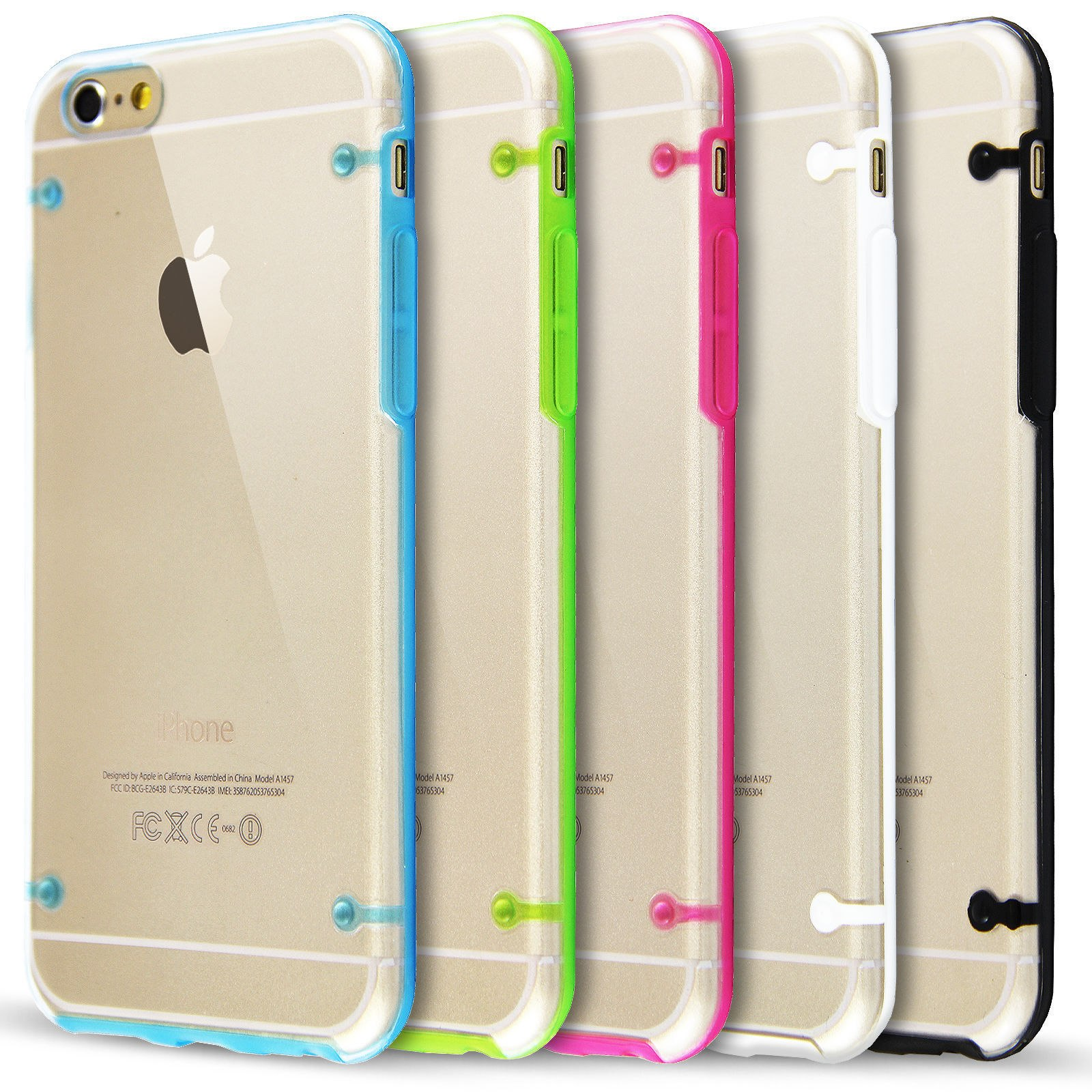 carcasa silicona iphone 6