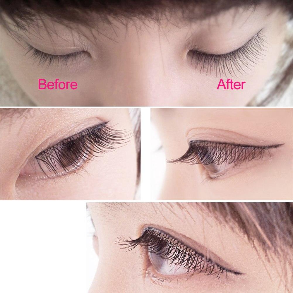 10 Pairs Makeup Handmade Natural Thick False Eyelashes