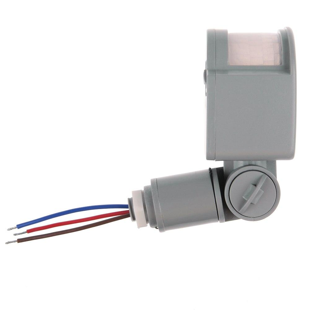 140 sans fil led s curit pir infrarouge d tecteur de - Detecteur mouvement sans fil exterieur ...