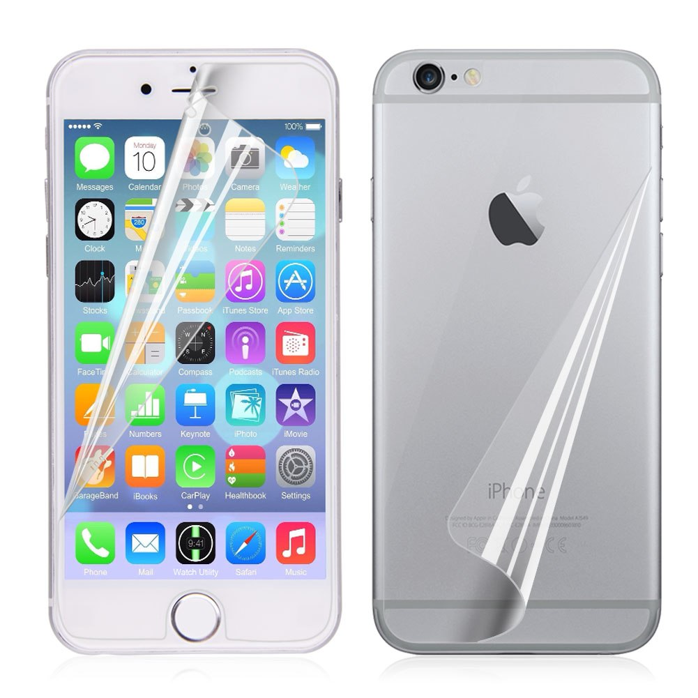 201410: Front + Back Full Body Screen Protector Guard Film Cover