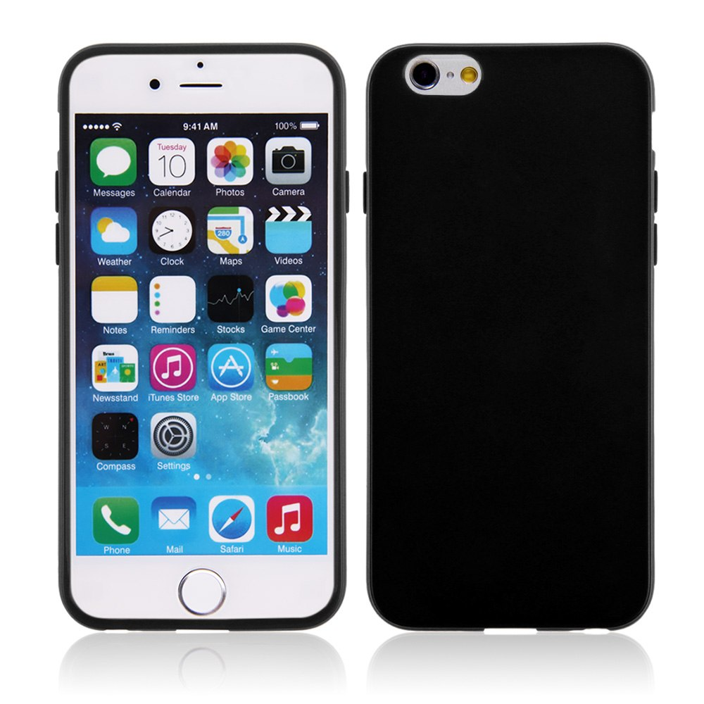 Squishy Gel Iphone Case : Soft TPU Silicone Gel Case Cover Skin For iPhone 6 Plus 4.7
