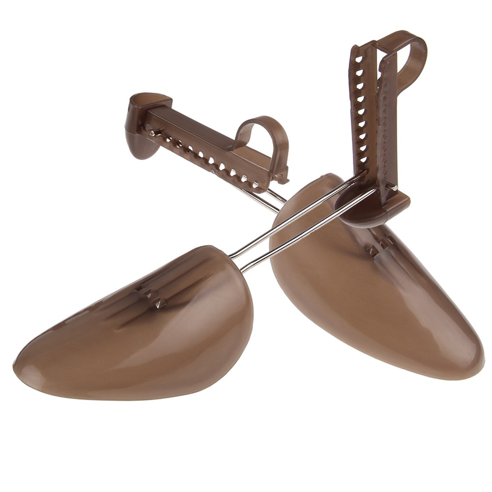 pair new practical plastic shoe tree shoe stretcher
