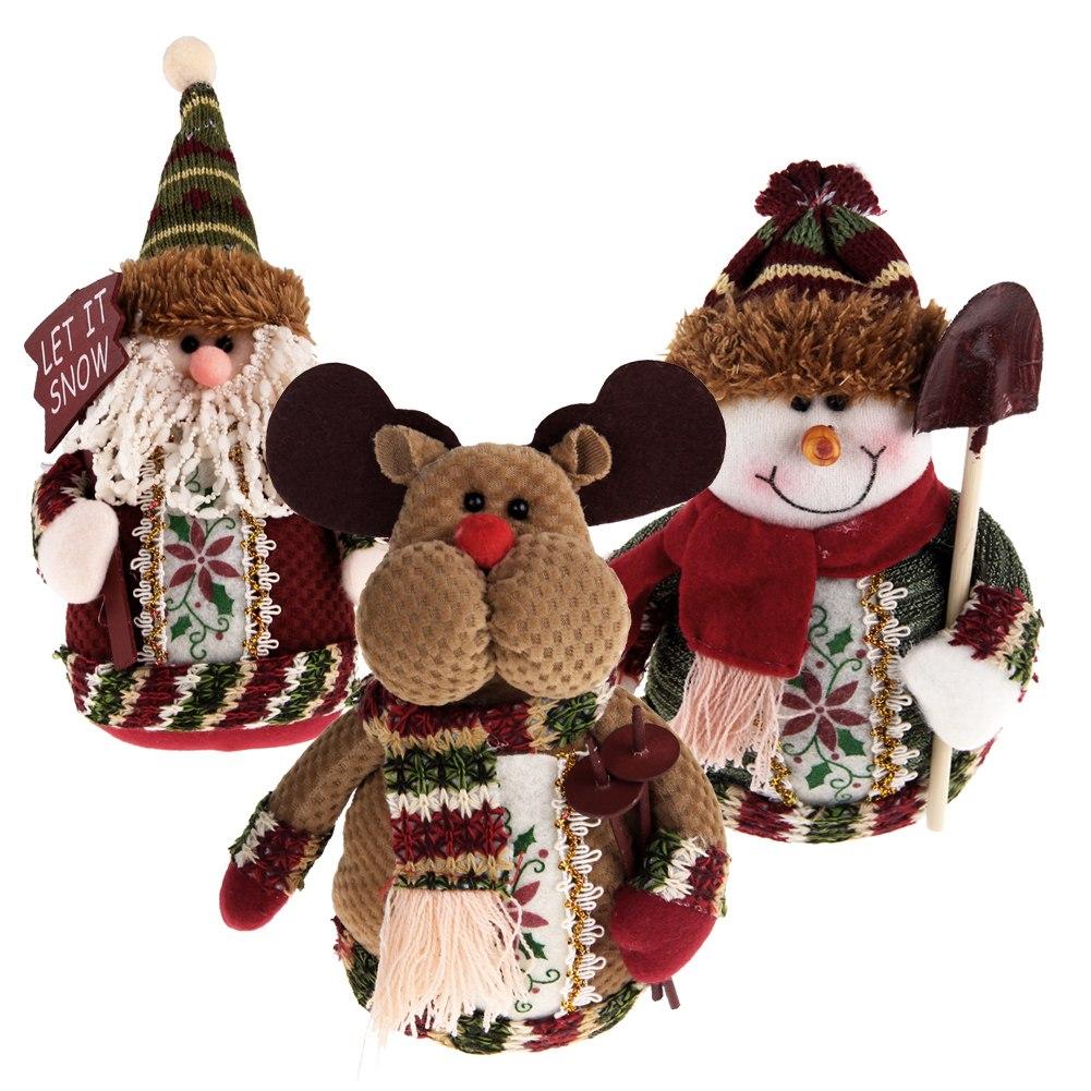 Christmas tree ornaments xmas decorations santa claus for Xmas decorations online