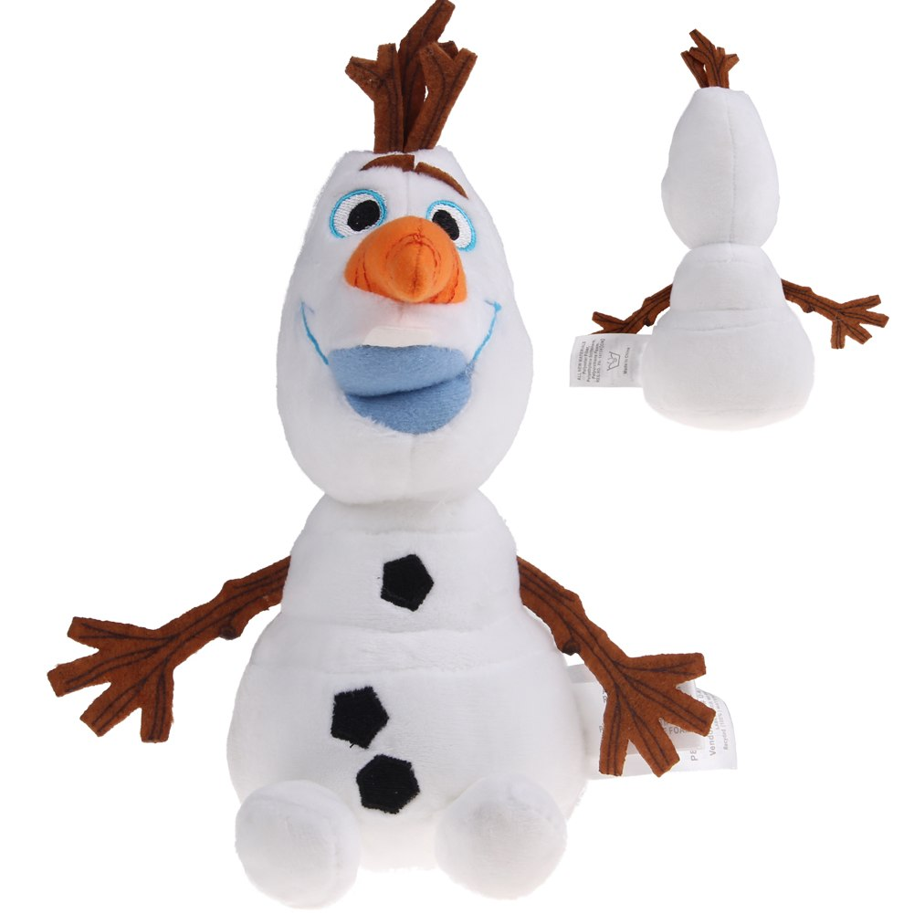 frozen disney olaf snowman plush stuffed doll figure toys xmas gift 23 30 45cm. Black Bedroom Furniture Sets. Home Design Ideas