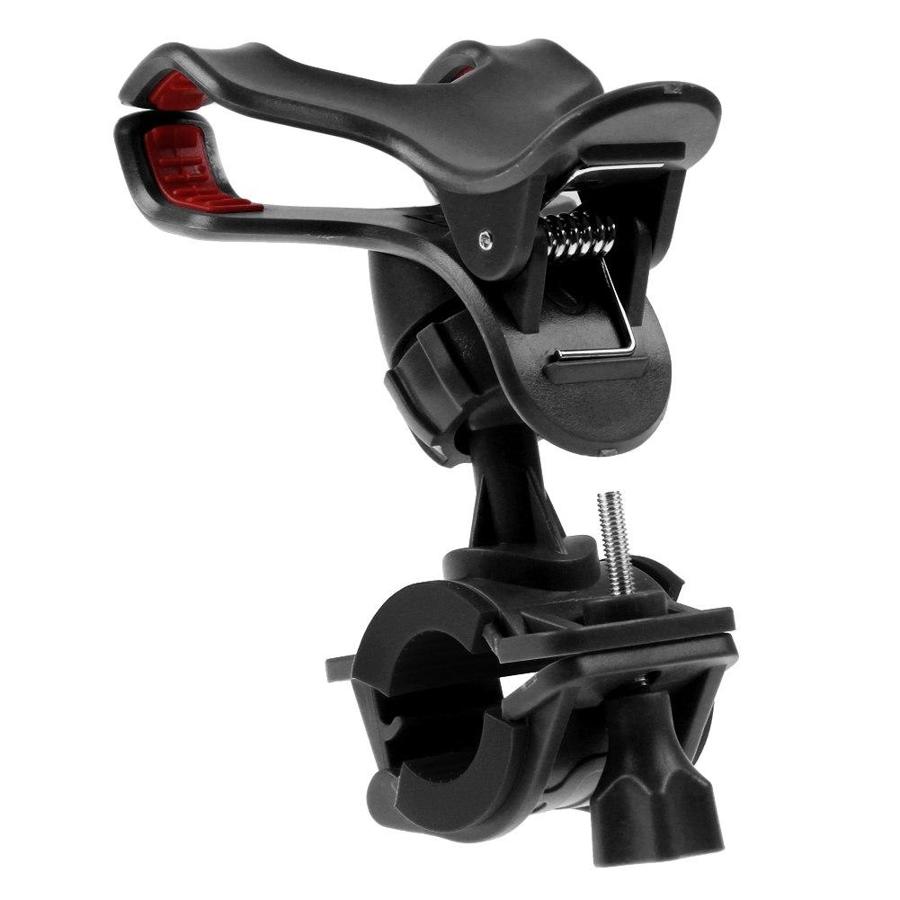 Bicycle Phone Holder Bike Handlebar Clip Stand GPS Bracket For 3.5-6.2inch Phone
