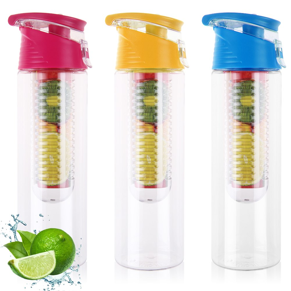 water bottle with fruit infuser why fruit is healthy