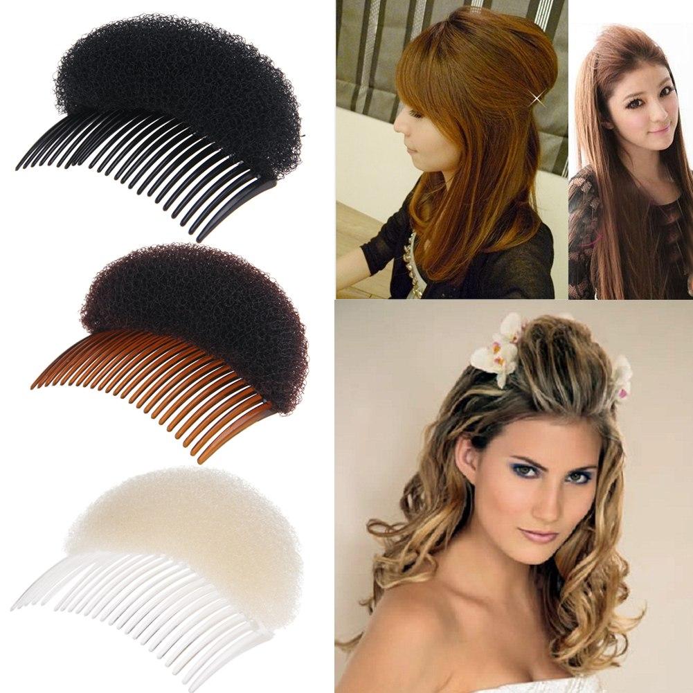 boudin pour chignon cheveux rouleau bigoudis bandeau coiffure hair bun styling ebay. Black Bedroom Furniture Sets. Home Design Ideas
