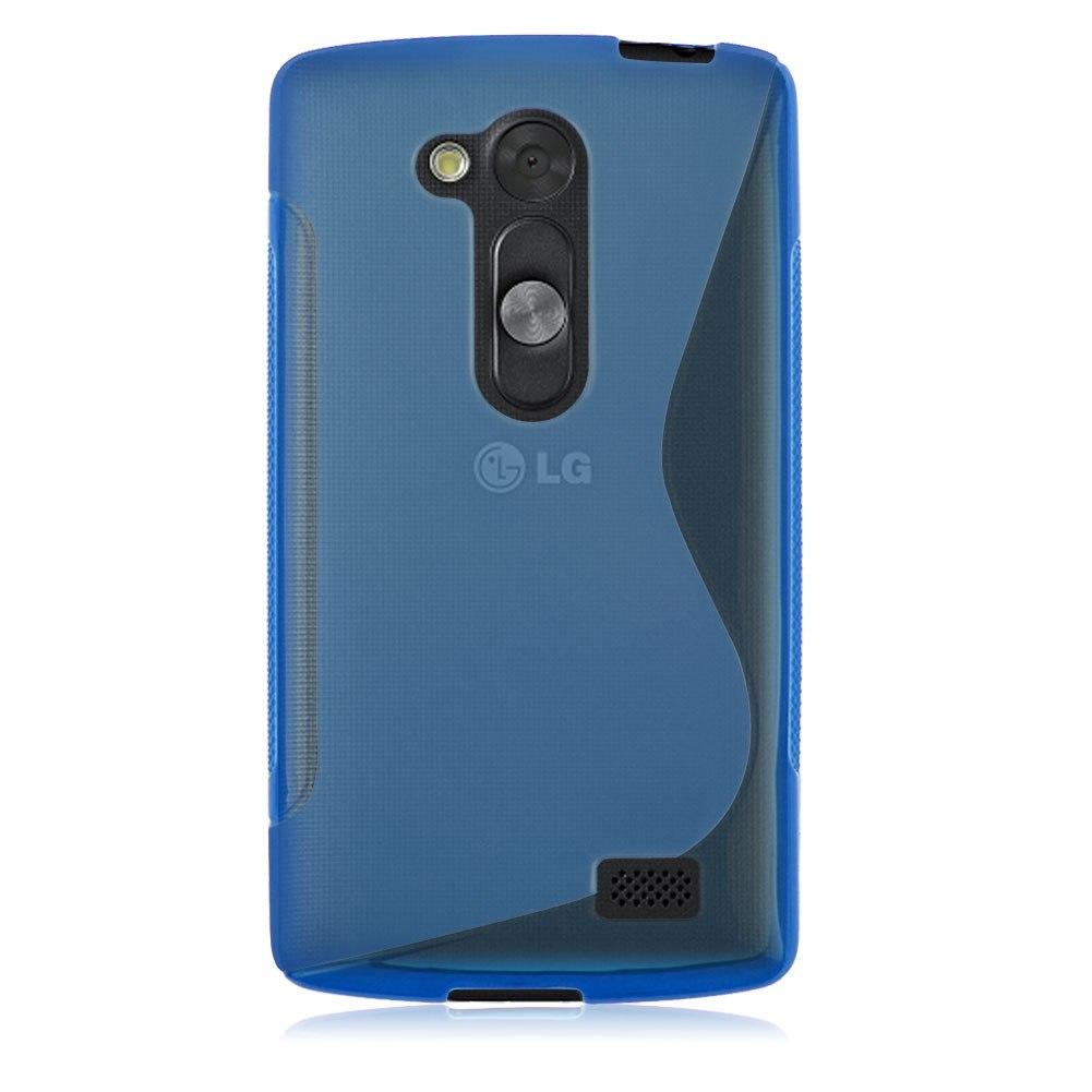... Fino-D290N-Dual-SIM-D295-Soft-Silicone-TPU-Rubber-Case-Cover-Back-Skin