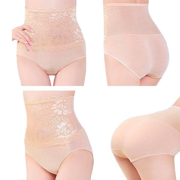 Women Tummy control high Waist firm Shapewear Briefs body shaper Slimming Pants