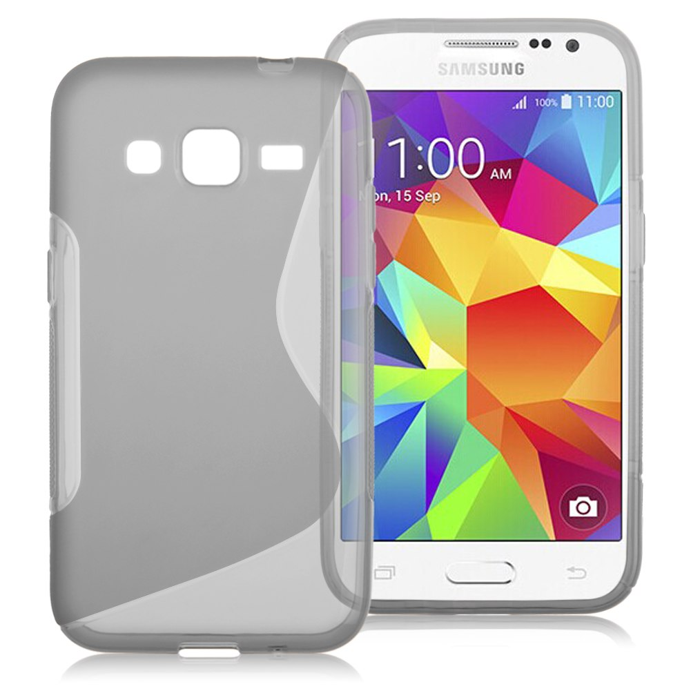 Crownpro Zte A510 Case Cover Blade Colored Soft Silicone Tpu Phone Protective Back