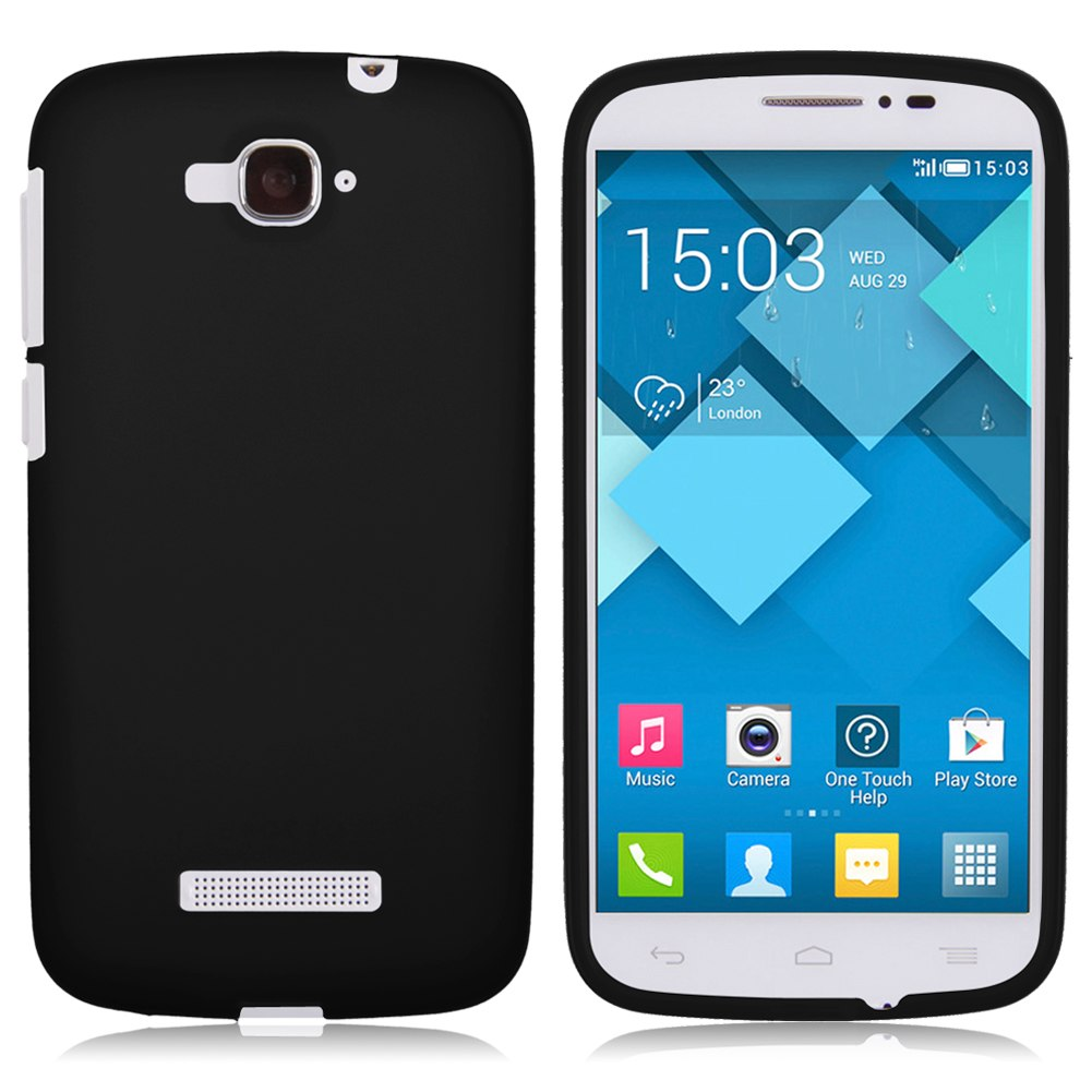 how to open alcatel one touch