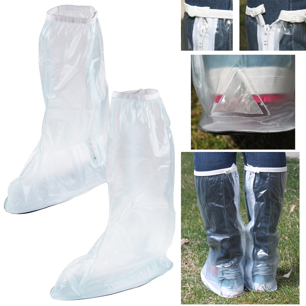 waterproof non slip boots shoes covers for motorcycle